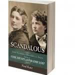 Scandalous the victoria wood hull saga book image