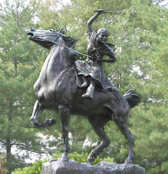 The Female Paul Revere: Heroines in American History