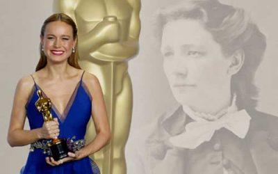 Congratulations to Brie Larson