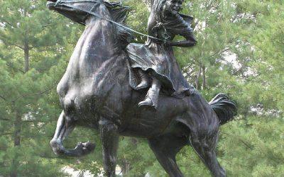 The Female Paul Revere: Heroines in American History